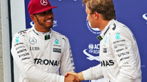 Hamilton says Rosberg relationship in better state than ever