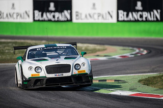Bentley Continental GT3 Takes First Blancpain Win