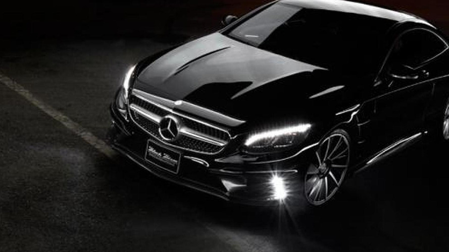 Mercedes S-Class Coupe gets a styling package from Wald International