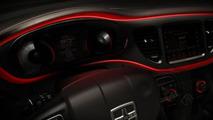 2013 Dodge Dart dashboard