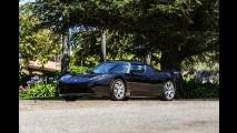 Tesla Roadster George Clooney