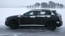 2014 Mercedes-Benz GLA spy photo 06.12.2012 / Automedia