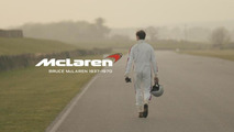 McLaren celebrates 50th anniversary through short film trilogy praising Bruce McLaren