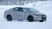 2015 Chevrolet Cruze spy photo 13.02.2013 / Automedia