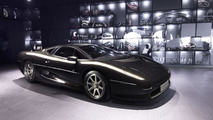 Jaguar XJ220 by OVERDRIVE AD