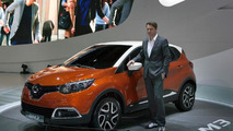 Renault-Samsung QM3 capturs attention in Seoul