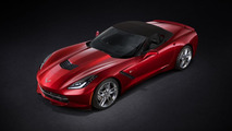 2014 Chevrolet Corvette Stingray convertible 29.5.2013