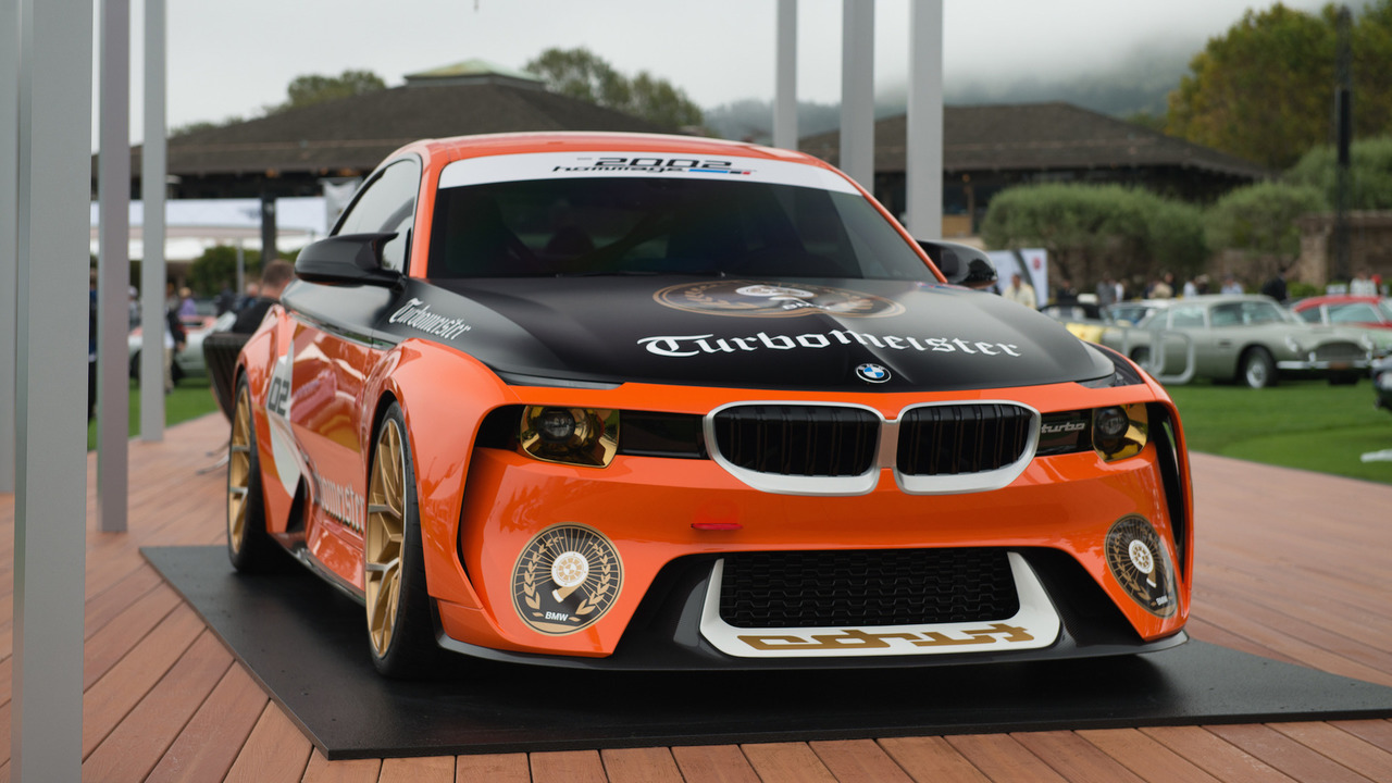 BMW 2002 Hommage Concept Pebble Beach