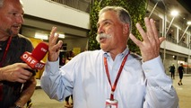 Chase Carey, Formula One Group Chairman (2)