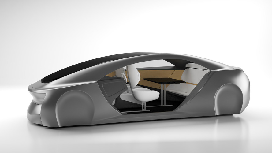 Panasonic's cabin of the future has a tablet for everyone