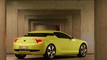Kia coupe concepts headed for Frankfurt & Detroit - report
