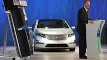 GM - LG Chem battery announcement - NAIAS 2009
