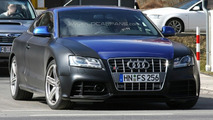 Audi RS5 Spied Heading to Nurburgring
