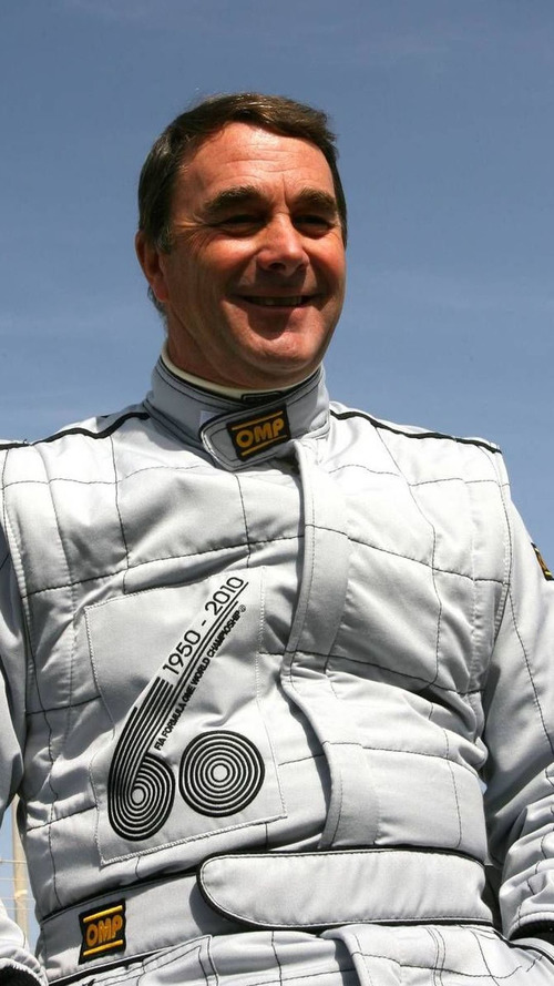 Mansell to be F1 steward at Silverstone
