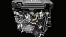 New Volvo D5 twin-turbo diesel engine
