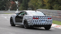 2012 Chevrolet Camaro Z28 on the Nürburgring [video]