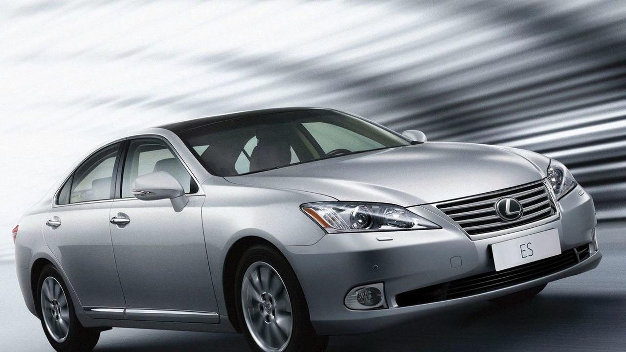 New Lexus ES Facelift