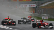 F1 braces for another wet weekend in Brazil