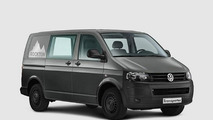 Volkswagen Transporter Rockton 4MOTION - for the toughest terrain