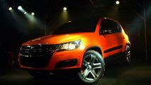 VW Concept Tiguan Unveiled