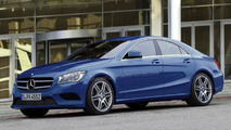 Mercedes officially confirms the CLA / CLC four-door coupe
