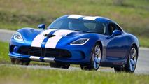 SRT Viper ACR coming in 2014, might be neutered for Ferrari's sake - report