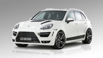 Porsche Cayenne Progressor by JE Design 27.07.2012