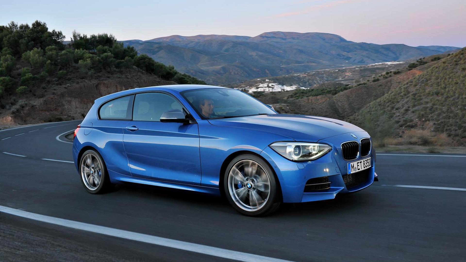 BMW 1-Series M sedan in the works - report