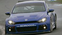 Volkswagen Scirocco Ready for Nurburgring