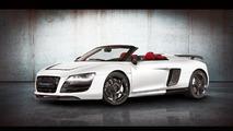Audi R8 V10 Spyder tuned by Mansory