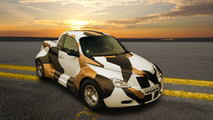 Chrysler PT Cruiser widebody pickup unveiled