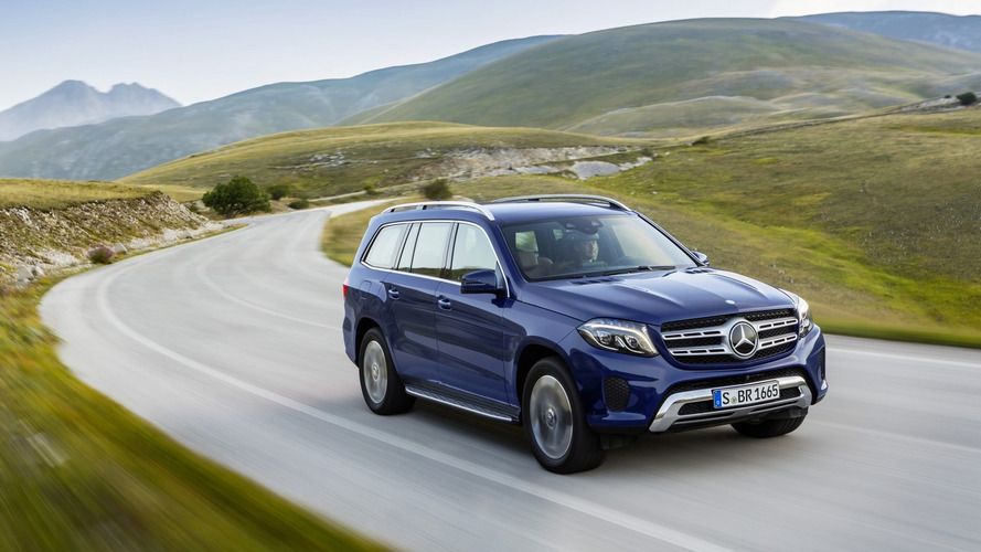 Mercedes-Benz GLS pricing announced (UK)