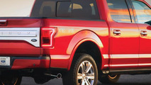 Ford highlights the seamless sliding rear window on the 2015 F-150 [video]