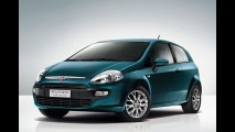 Edição especial: Fiat lança Punto Blue & Me por 9.900 euros na Itália
