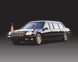Cadillac DeVille Presidential Limousine