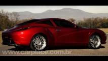 Faralli & Mazzanti Vulca S - Esportivo tem motor V10 de 630cv da BMW M5