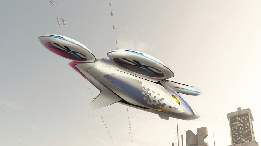 Airbus autonomous flying car feasible, testing due to start in 2017