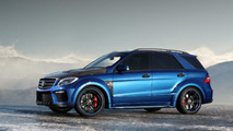 Mercedes-Benz ML 63 AMG Inferno by TopCar