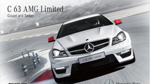 2013 Mercedes-Benz C63 AMG Limited Edition for Japan