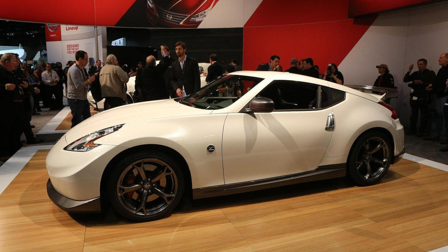 2014 Nissan 370Z Nismo arrives in Chicago