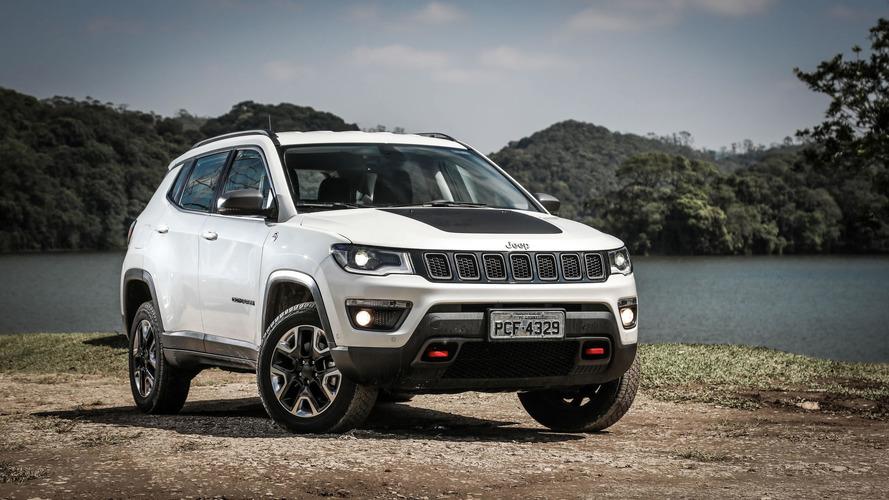 Jeep Compass terá o Salão de Genebra como palco para lançamento na Europa