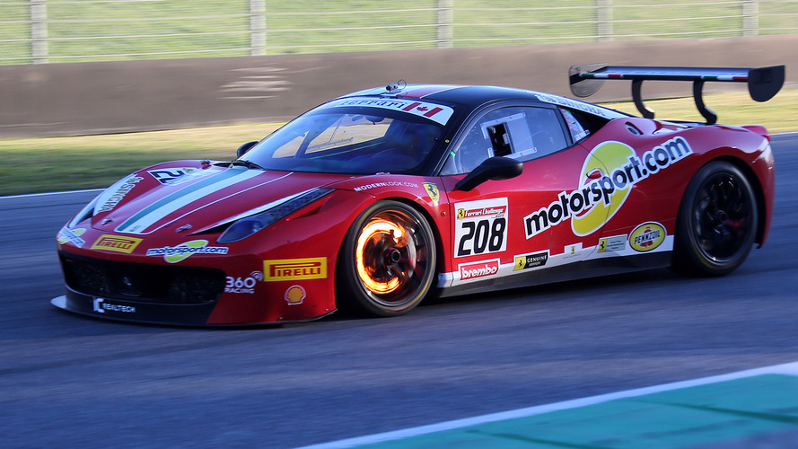 Ferrari and Motorsport.com to offer exclusive content, streaming for World Finals