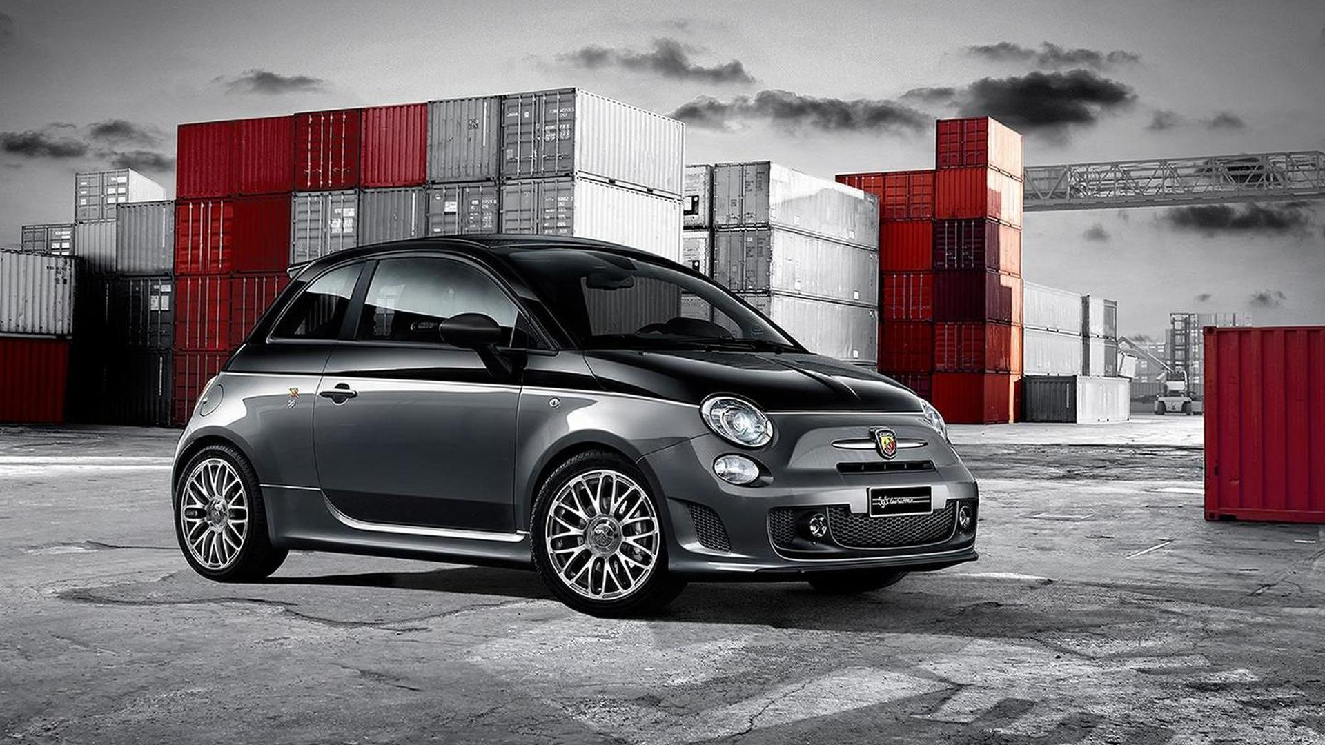 Abarth 500 Bi-Colore Edition launched in UK
