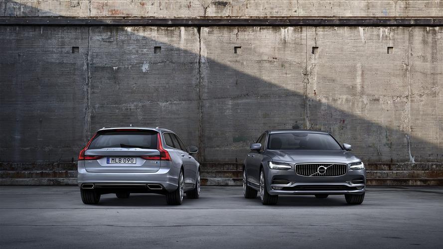 Jusqu'à 600 chevaux pour les futures Volvo S90 et V90 Polestar?