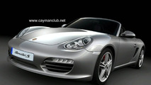 Artists Renderings or Leaked? 2010 Porsche Cayman S & Porsche Boxter S