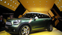 MINI Paceman Concept live in Detroit 10.01.2011