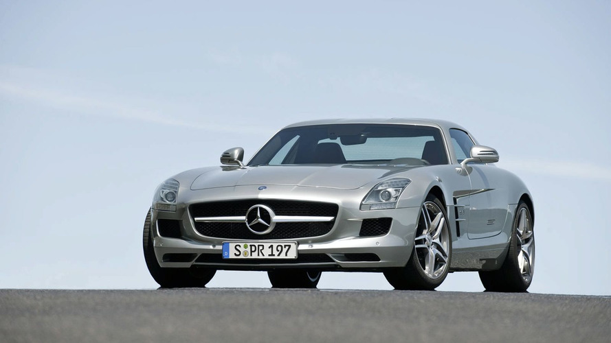AMG-branded sports car coming this year - report