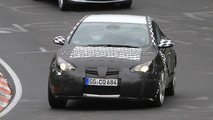 2012 Opel Astra GTC / OPC three-door spy photos, Nurburgring Nordschleife, Germany, 17.08.2010