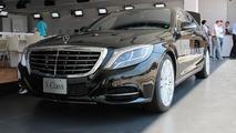 2014 Mercedes S500 Plug-In Hybrid revealed ahead of Frankfurt debut