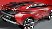 Mitsubishi Concept XR-PHEV 20.11.2013
